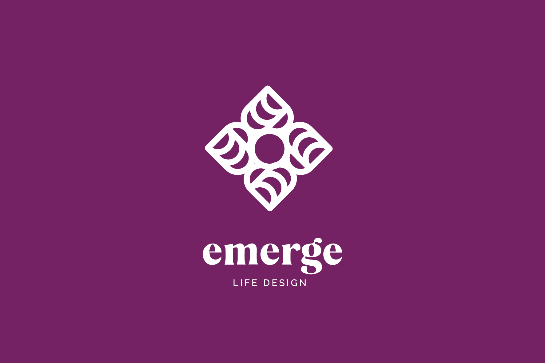 Emerge Life Design Logo