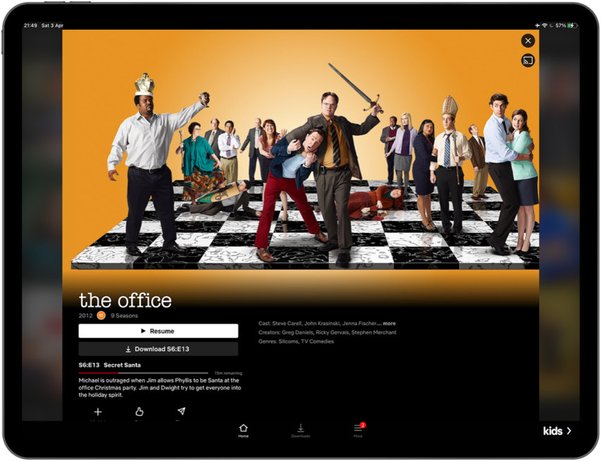 Why Netflix's interface works and Amazon Prime's doesn't